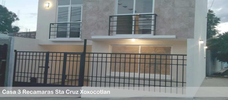 Venta de casa 3 Recamaras Sta Cruz Xoxocotlan